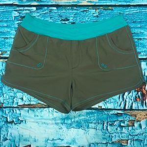 Prana Swim - Prana Millie Splash Board Shorts Swim Shorts